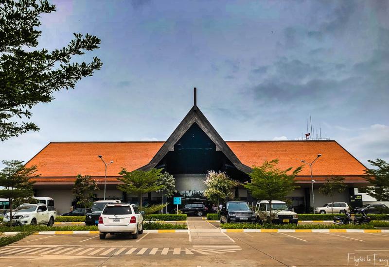 Bassaka Air Review: Siem Reap Airport