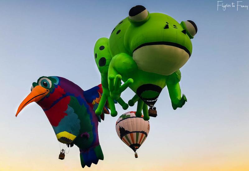 Canberra Balloon Festival 2018