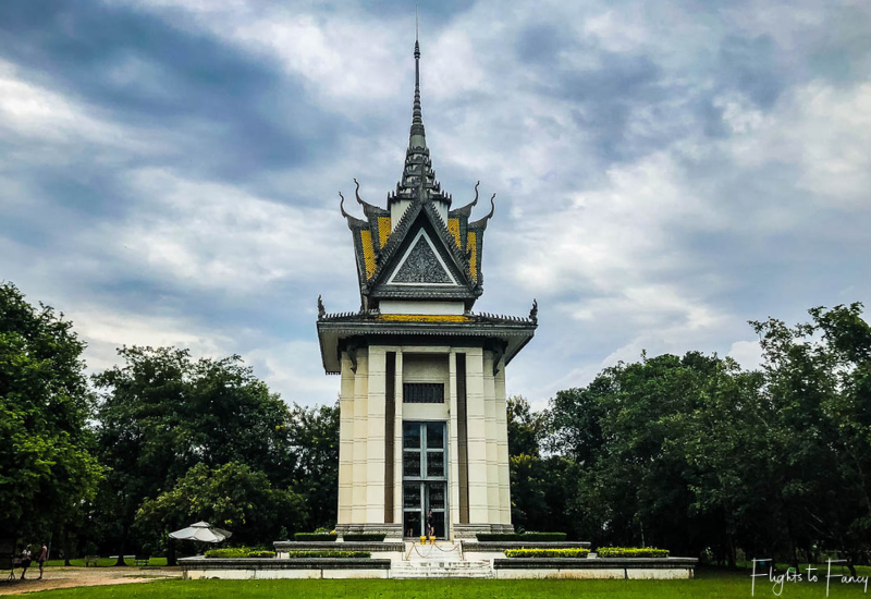 Choeung Ek Phnom Penh - The Killing Fields