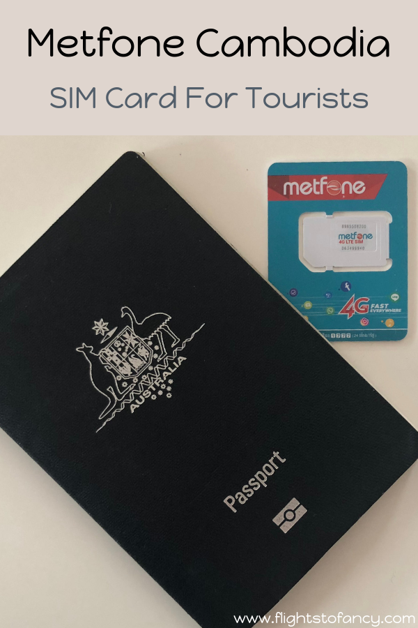 Looking for the best SIM card in Cambodia for tourists? Say no to expensive roaming and hello to Metfone Cambodia! A Metfone Cambodia SIM Card covers all your data needs for next to nix.