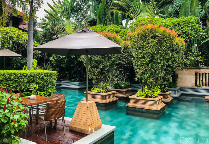 Park Hyatt Siem Reap Luxury Hotel Pool