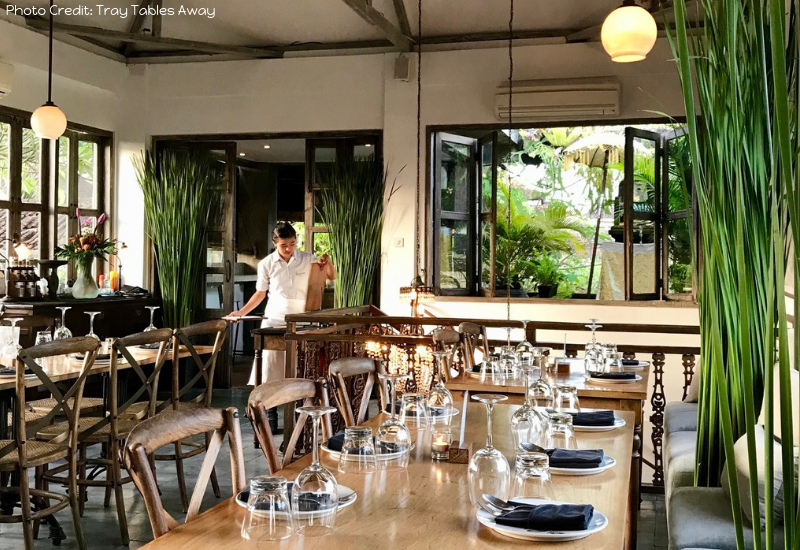 Best Restaurants In Ubud: Hujan Locale