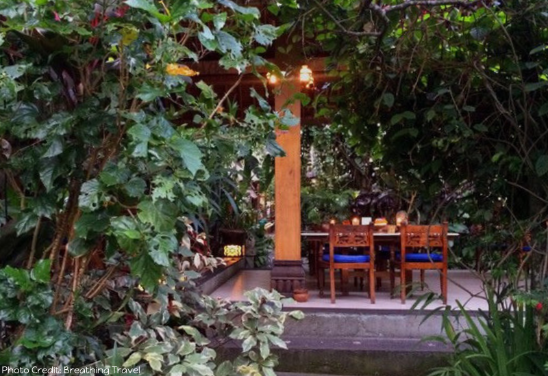 Best Ubud Restaurants Cafe Wayan