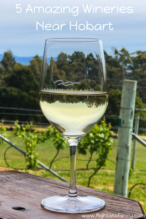 HOBART WINERIES: On my search for Tasmania's best wineries near Hobart I discovered 5 of the best. Join me as I visit some of the best wineries in Tasmania. #wine #whitewine #tasmania #hobart #hobartwineries