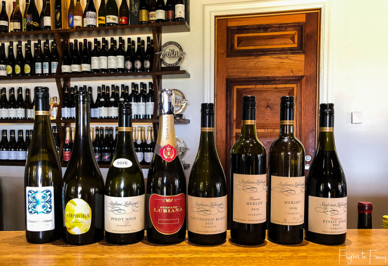 Stefano Lubiana Wines: Tasmanian White Wine, Tasmanian Sparkling Wine and Tasmanian Red Wine