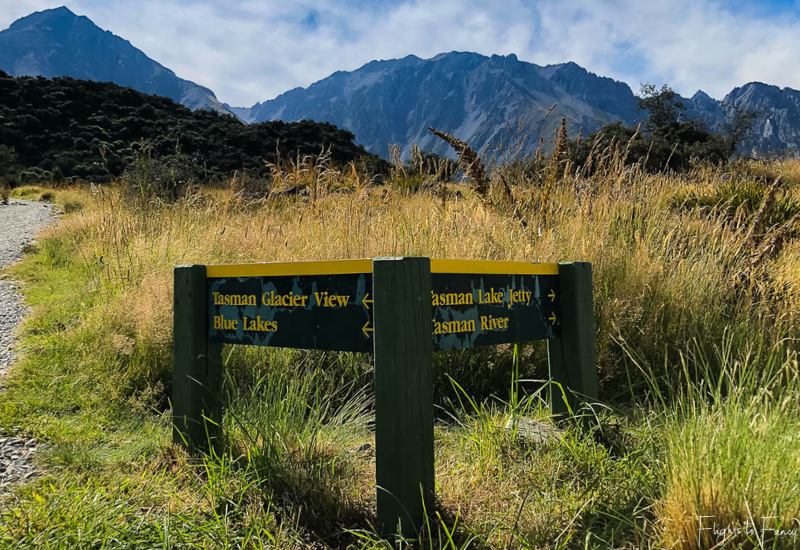 Mount Cook Walks: Junction Tasman glacier walk and Tasman Lake & River Walk