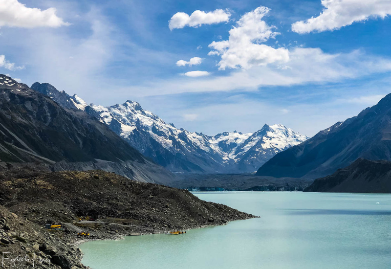 Mount Cook Walks: Tasman Glacier & Lake