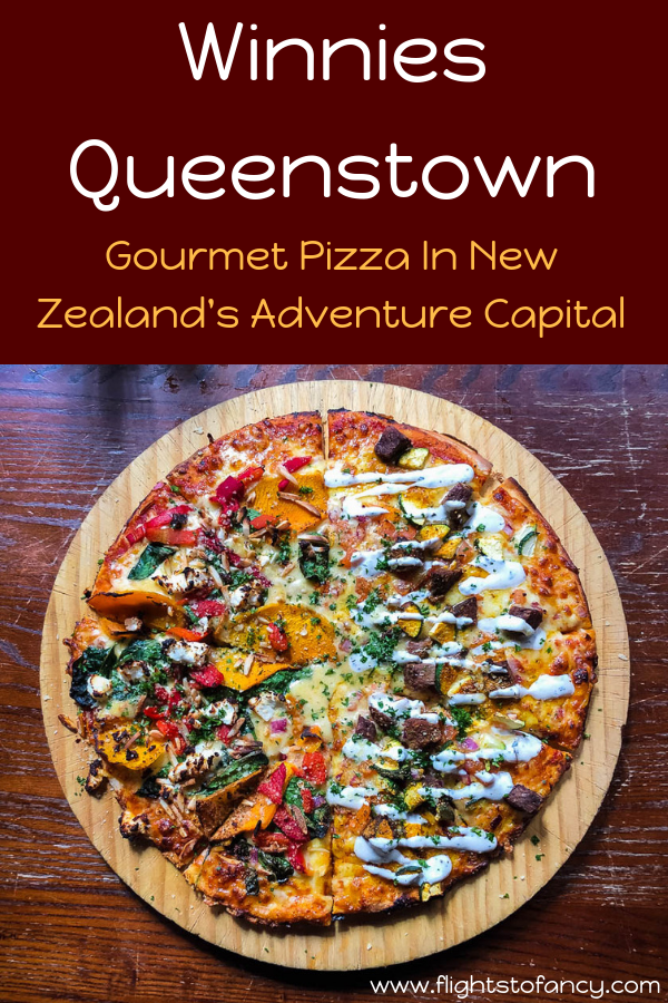 Winnies Queenstown Pizza Bar and grill has been serving up gourmet New Zealand pizza in Queenstown 'forever'. Head down to the mall for your fix. #newzealand #queenstown #pizza