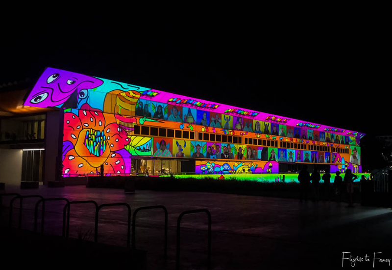 Canberra Enlighten - 2018 Lights
