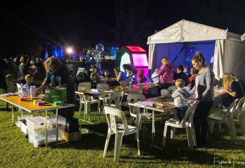 Canberra Enlighten - Kids Crafts