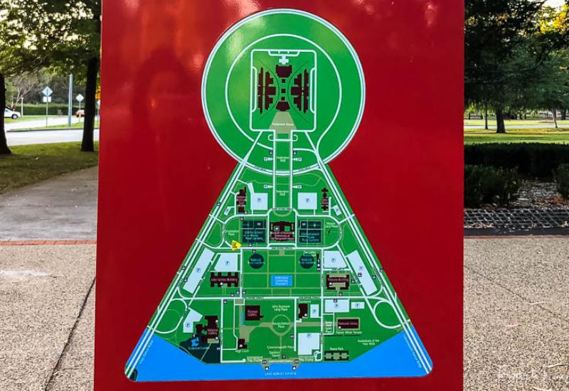 Canberra Enlighten Map