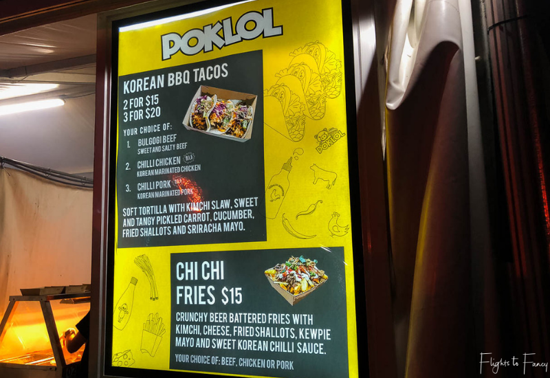 Canberra Night Noodle Markets - Poklol