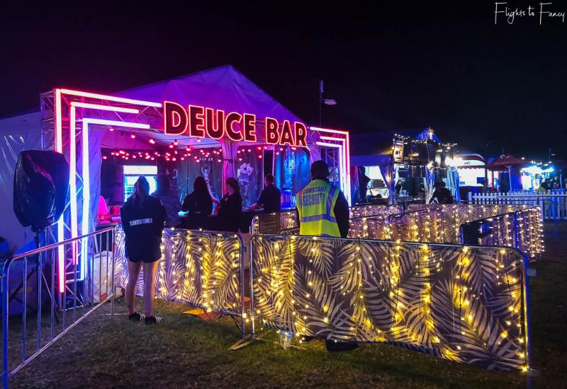 Enlighten Canberra Night Noodle Markets - Deuce Bar