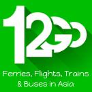 12GO Asia Logo