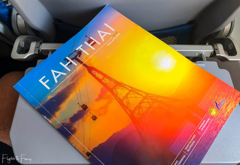 Bangkok Airways Inflight Magazine