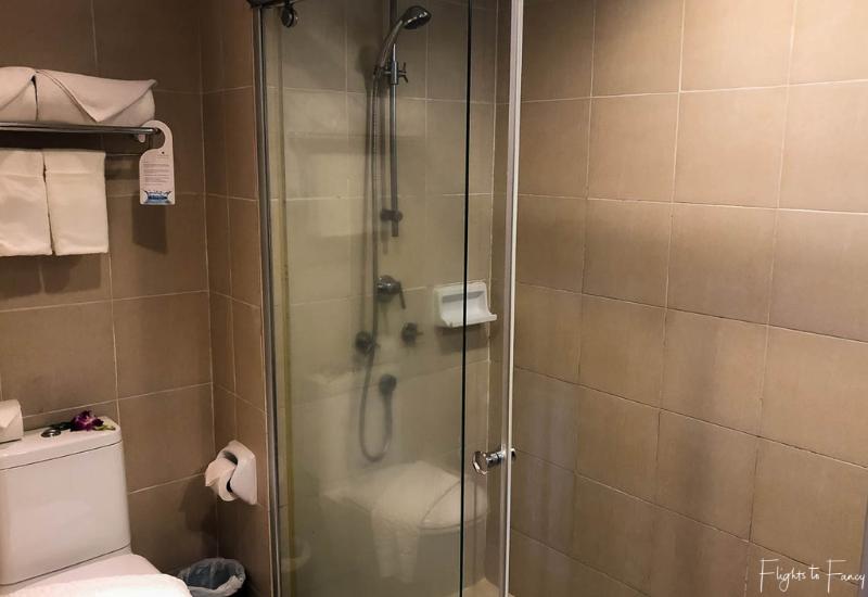 Bathroom Superior Seaside Room Impiana Resort Chaweng Noi Koh Samui