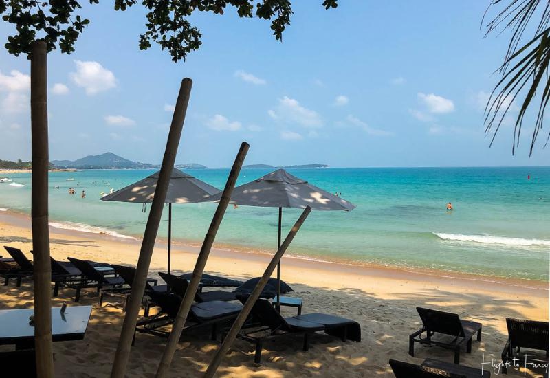 Beach At Impiana Resort Chaweng Noi Koh Samui