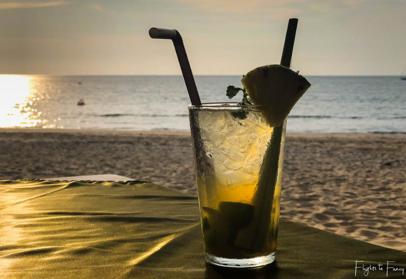 Cocktail Nai Yang Beach