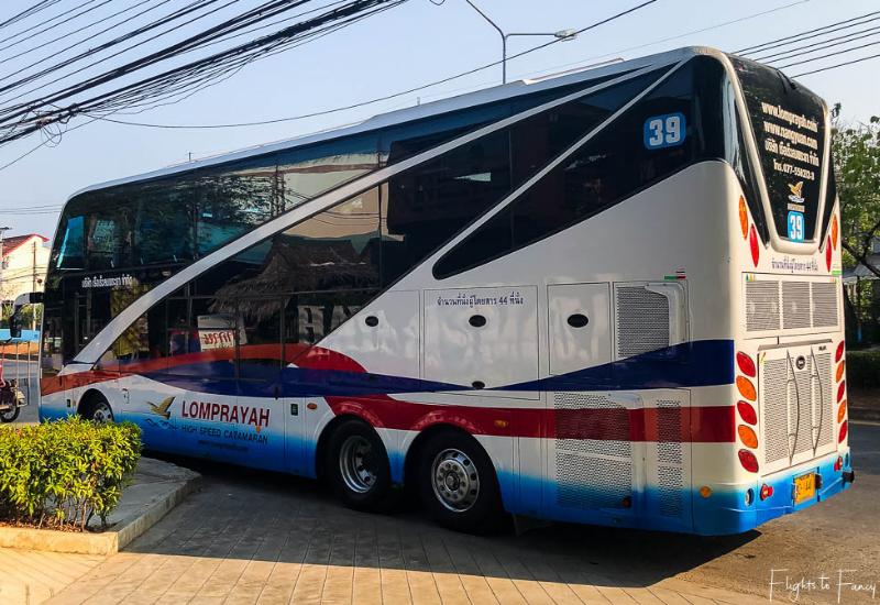 Lomprayah Ferry Coach Krabi