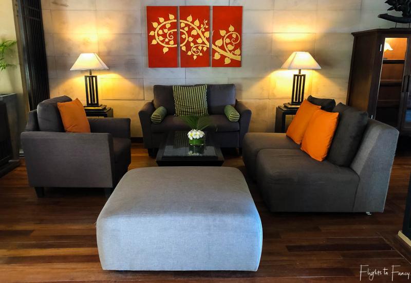 Reception at Impiana Chaweng Noi Koh Samui Luxury Hotel