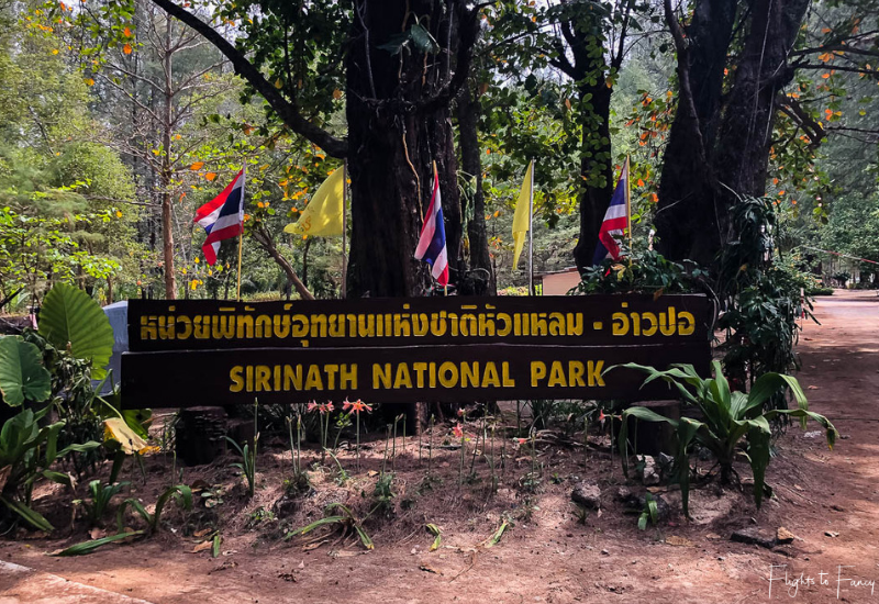 Sirinath National Park