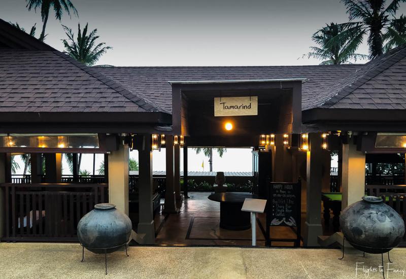 Tamarind Bar & Lounge Impiana Resort Chaweng Noi