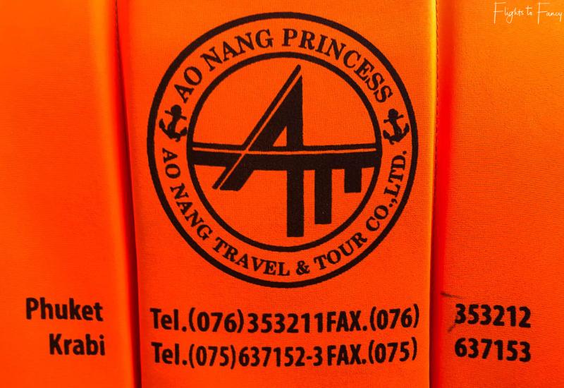We travelled with Ao Nang Travel & Tour Co between Rassada Pier Phuket and Saladan Pier Koh Lanta